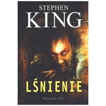 Lśnienie. Stephen King. Miękka okładka