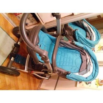 Sprzedam Tako City Move Dubai wózek 2w1