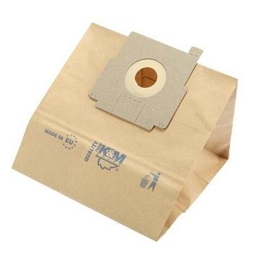 Papierowe worki do odkurzacza Zelmer Z-BAG K&M
