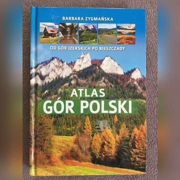Barbara Zygmańska Atlas gór Polski