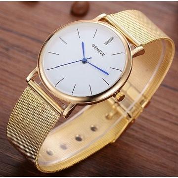 Stylowy zegarek damski