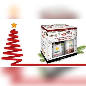 JOY DAY zestaw świąteczny probiotyk + kurkuma