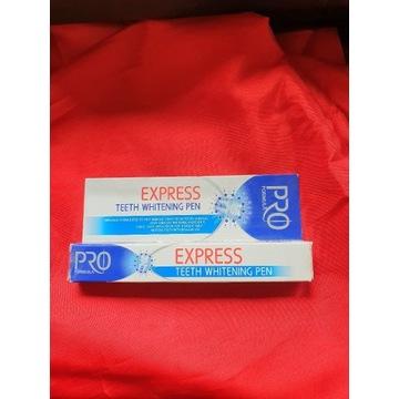 Aplikator wybielajacy zeby express teeth whitening