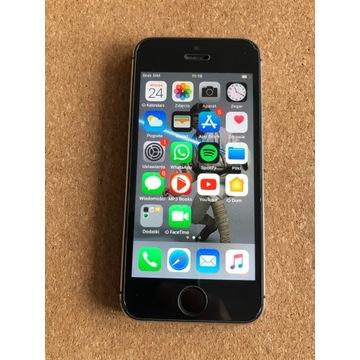 Iphone 5 S 16 GB BLACK