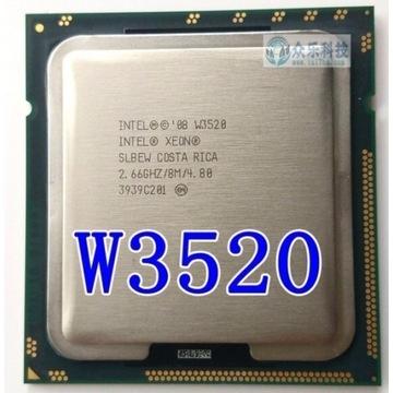 Intel Xeon W3520 4R/8W 2,93 Ghz