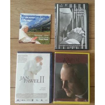 papież JAN PAWEŁ II - 5x filmy biografia dokument