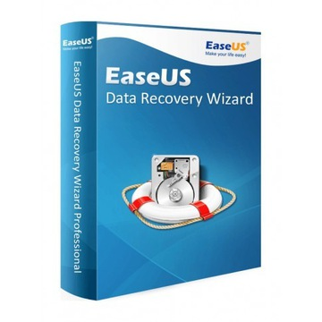 EaseUS Data Recovery Professional 13.8 licencja