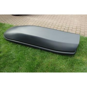 Bagażnik dachowy BOX THULE box czarny X 500 L W-wa