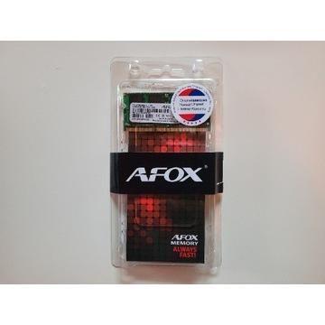 Pamięć AFOX SO-DIMM 8 GB DDR3 1600 MHz nowa
