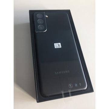 Samsung S21 Czarny 5G 128 GB nowy