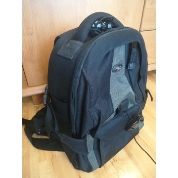 Plecak fotograficzny, na aparat, kamerę safe paq