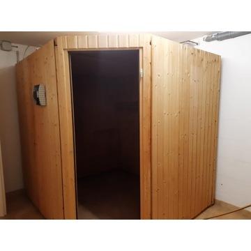 Sauna fińska ,super stan,dostawa