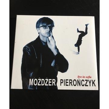 Możdżer Pierończyk Live in Sofia. Unikat