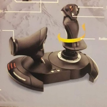 Joystic symulator lotów  pc i ps3