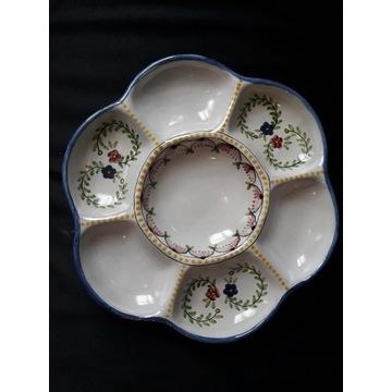 Ceramiczne naczynie do przekąsek