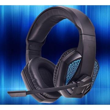 Słuchawki gamingowe dla gracza z mikrofonem M178