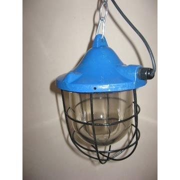 Lampa industrialna Energetyka Sopot 200 W- Vintage