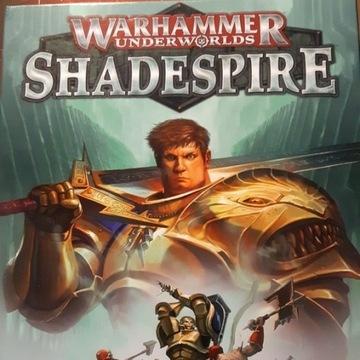 Warhammer Underworlds Shadespire Podstawka