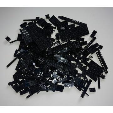 Klocki Lego mix Czarne 500 g