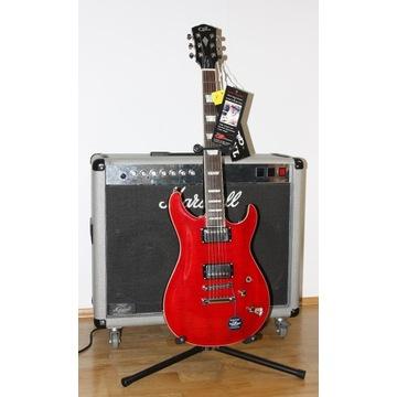 G&L Ascari GTS - super gitara za małe pieniądze -