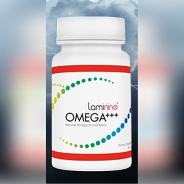 LifePharm  Laminine -Omega+++ Silne i zdrowe serce