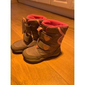 Nowe buty zimowe Geox 28