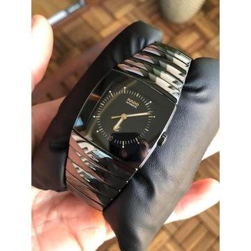 Nowy zegarek RADO SINTRA XXL automat ceramika szaf