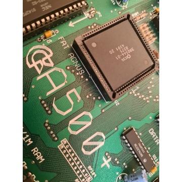 Amiga 500 - płyta główna Rev. 8A - Agnus 8375