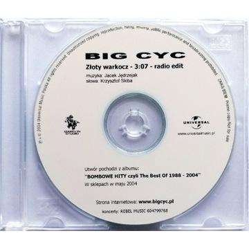 Big Cyc Złoty Warkocz 2004r