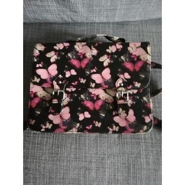 Piękny tornister - torba dla przedszkolaka