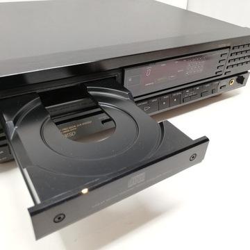 Odtwarzacz CD Sony CDP-228ESD seria ESPRIT + Pilot
