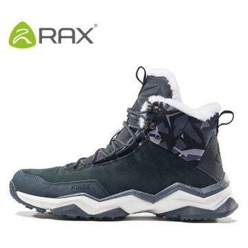 RAX wodoodporne buty trekingowe - wspinaczkowe r44