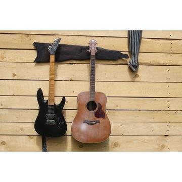 Wieszak na gitary