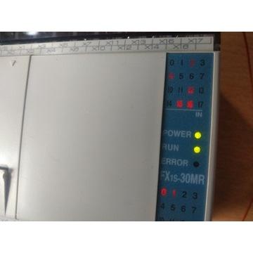 Sterownik programowalny PLC FX1S 30MR-ES/UL