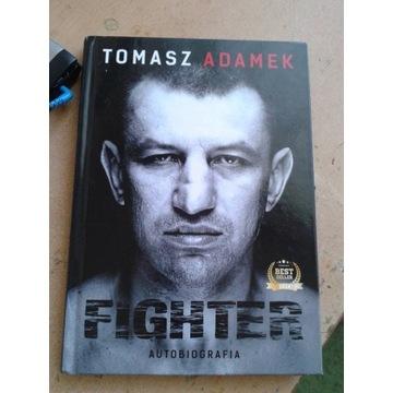 Fighter- Tomasz Adamek książka