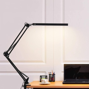 Lampa biurkowa LED 12W BIURKO LAMPA LAMPA SZKOLNA