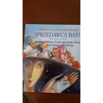 Sprzedawca baśni Kołysanki CD Vol.1