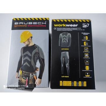 Bielizna termoaktywna Brubeck - bluza + spodnie XL