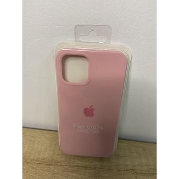Etui Case Silikonowe Apple iPhone 12 / 12 Pro