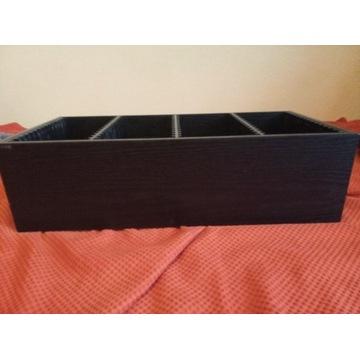 Drewniane pudełko na CD