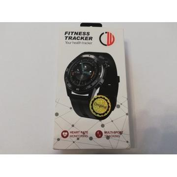 Inteligentny sportowy męski zegarek smartwatch