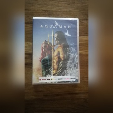 Aquaman (DVD) FOLIA