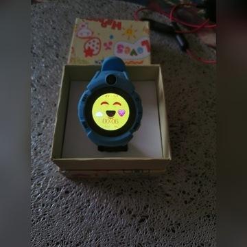 Nowy zegarek smartwatch Mediatek Q6. NOWY!!