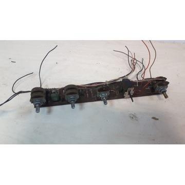 Płytka preamp -  do JVC JA-S11 ALPS, 250k, 100k x2