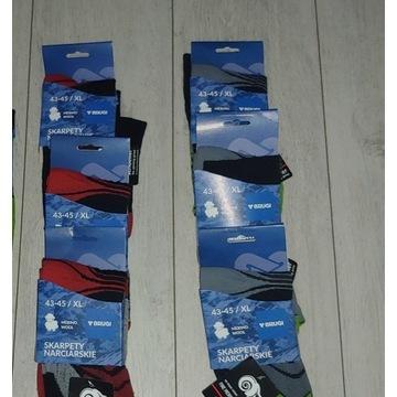 Skarpety narciarskie BRUGI