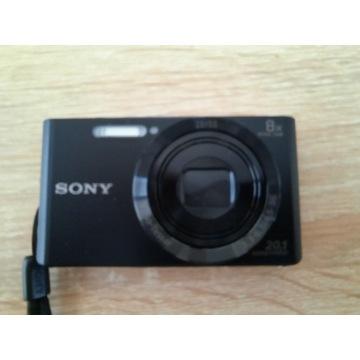 Aparat Sony Cyber-Shot DSC-W830 Czarny Gwarancja