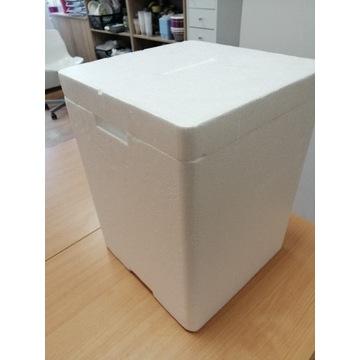 Termobox styrobox pojemnik termoizolacyjny 15l