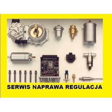 MERCEDES K/KE Jetronic Regulacja Serwis AUDI