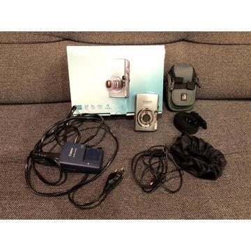 Canon IXUS 800 IS + Gratis