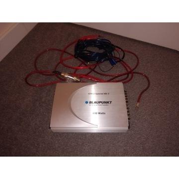 Wzmacniacz 2 Kanały Blaupunkt GTA 2 400 Watt